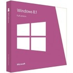 Операционная система MICROSOFT Windows 8.1 32-bit/64-bit Russian Russia Only DVD (WN7-00937)